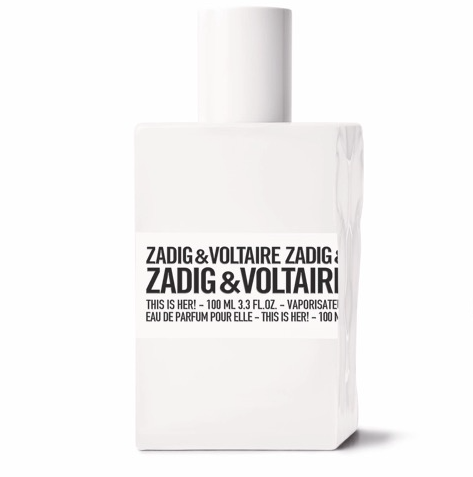 ZADIG&VOLTAIRE THIS IS HER!